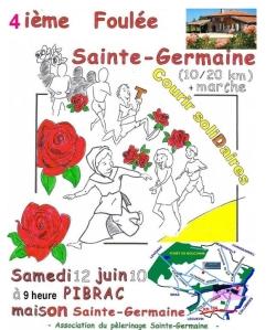 4ième Foulée Sainte Germaine