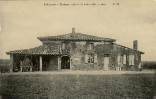 maison Sainte Germaine à Pibrac (31)