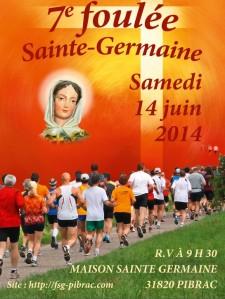 7ème Foulée Sainte-Germaine